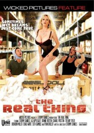 The Real Thing DVD Image from Wicked Pictures.