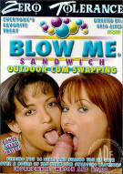 Blow Me Sandwich 2: Outdoor Cum Swapping  Porn Movie