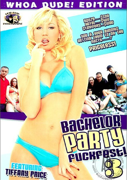Bachelor Party fuck fest 3