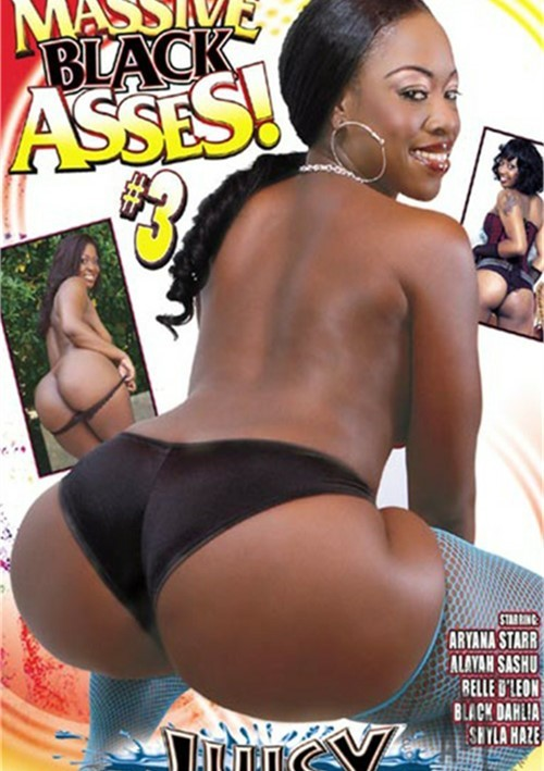 Massive Black Asses! #3