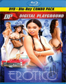 Erotico 2 (DVD + Blu-ray Combo) Blu-ray