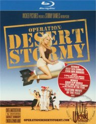 Operation: Desert Stormy Blu-ray