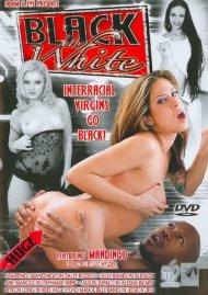Black in White Porn Video