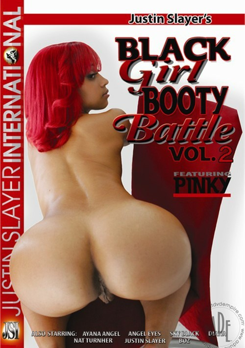 Black Girl Booty Battle Vol. 2