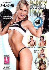 Barely Legal #58 Porn Movie
