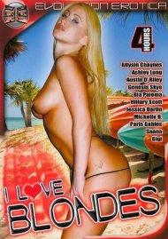 I Love Blondes Porn Video