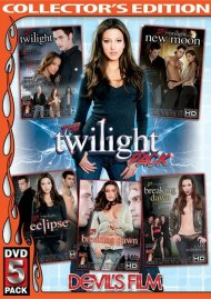 Twilight Pack 5 Pack, The Porn Movie