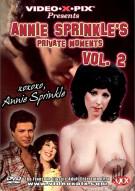Annie Sprinkles Private Moments Vol. 2 Porn Movie