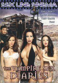 Vampire Sex Diaries, The Porn Movie