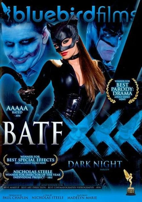 BATFXXX:  Dark Night Parody