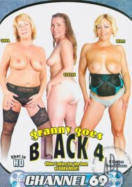 Granny Goes Black 4 Porn Movie