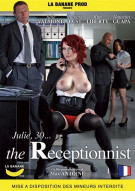 Julie, 30, The Receptionist Porn Video