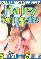 Hairy Snappers 5-Pack Porn Movie