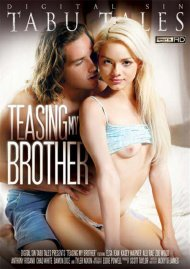 Teasing My Brother DVD Image from Digital Sin.