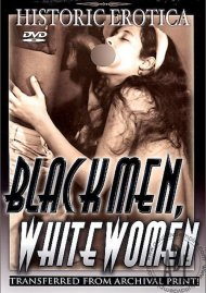 Black Men, White Women Porn Movie