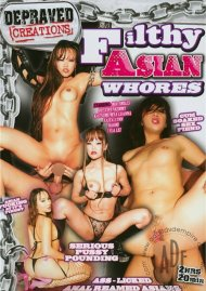 Filthy Asian Whores Porn Movie