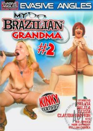 My Brazilian Grandma 2 Porn Video