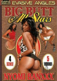 Big Butt All Stars: Nyomi Banxxx Porn Video