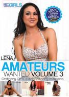 Amateurs Wanted Vol. 3 Porn Movie