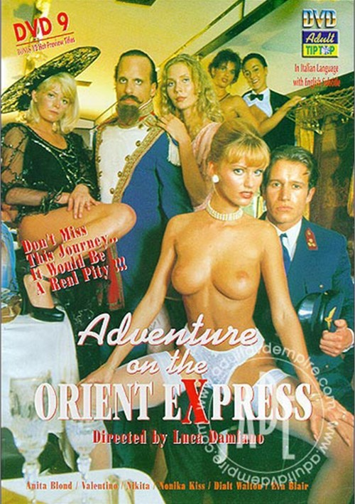 Adventure on the Orient Express