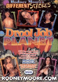 Rodney Moores Different Strokes: Drool Job Planet Porn Video