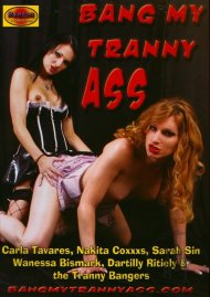 Bang My Tranny Ass Porn Movie