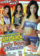 Bareback Lady Boys of Manila Porn Movie