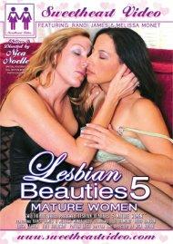 Lesbian Beauties Vol. 5: Mature Women Porn Movie