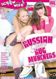 Russian Teen Rug Munchers Porn Video