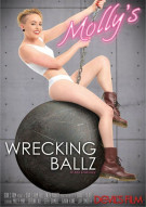 Molly's Wrecking Ballz: A XXX Parody Porn Video