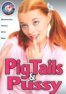 Pig Tails & Pussy Porn Movie