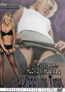 Alexis Malones Stocking Tease Porn Movie