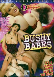 Bushy Babes Porn Movie