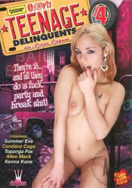 Filthys Teenage Delinquents 4 Porn Video
