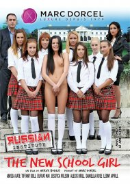 Russian Institute: Lesson 20 - The New School Girl Porn Movie