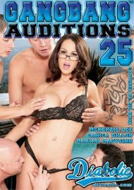 Gangbang Auditions #25 Porn Movie
