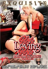 Girls Loving Girls: First Time Experience Vol. 2 Porn Movie
