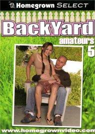 Backyard Amateurs #5 Porn Video