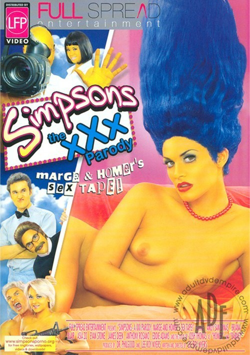 Simpsons The XXX Parody: Marge & Homers Sex Tape!