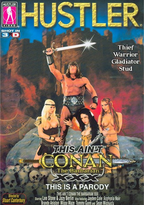 This Aint Conan the Barbarian XXX 3D