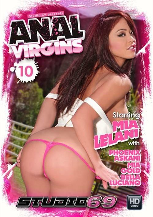�������� ������������ #10 / Anal Virgins #10 (2014) DVDRip