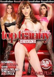 Americas Next Top Tranny: Season 20 Porn Movie