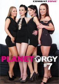 Planet Orgy #7 Porn Video