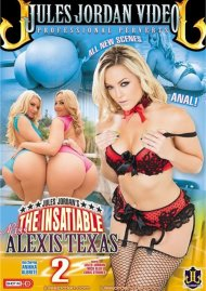 Insatiable Miss Alexis Texas 2, The Porn Movie