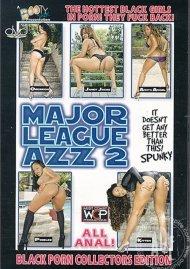 Major League Azz 2 Porn Movie