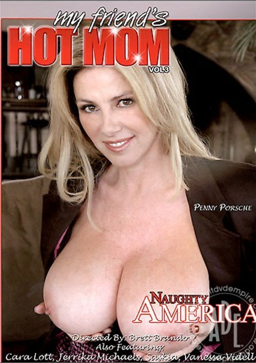 My Friends Hot Mom Vol. 3