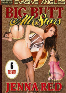 Big Butt All Stars: Jenna Red Porn Movie