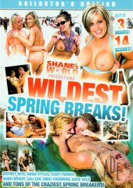 Wildest Spring Breaks! Porn Movie