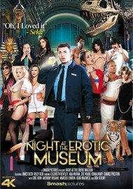 Night At The Erotic Museum DVD Image from Smash Pictures.