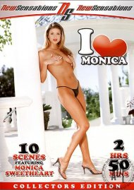 I Love Monica Porn Video